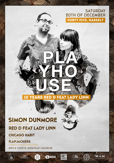 Play'house Defected